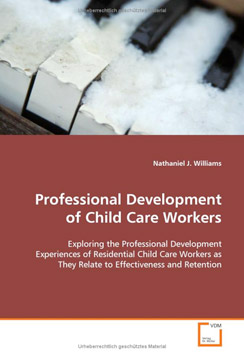 Professional Development of child care workers