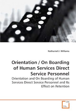 Orientation  Onboarding of Human Services