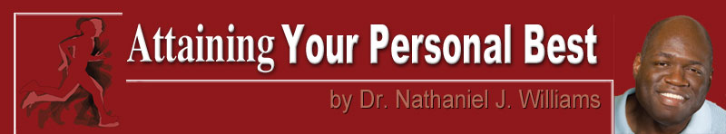 Attaining your personal best